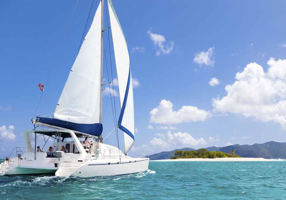 Caribbean Yacht Charters Every Fully Crewed Luxury Yacht